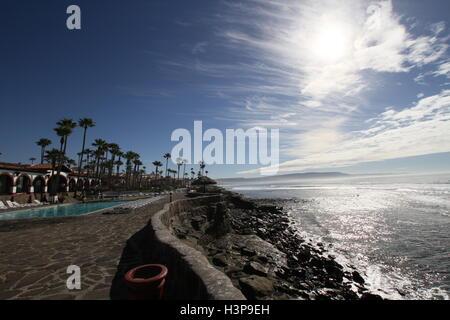 Baja California Rosarito mexico - Stock Photo