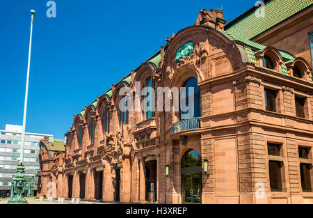 Mannheim Rosengarten, a Concert Hall and Congress Centre in Baden-Wurttemberg, Germany - Stock Photo