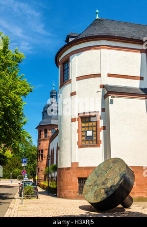 Historical Museum of the Palatinate in Speyer, Germany - Stock Photo