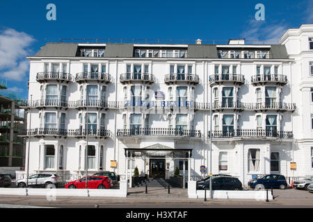 Best Western Royal Beach Hotel, St Helen's Parade, Southsea, Portsmouth, Hampshire, England, UK - Stock Photo