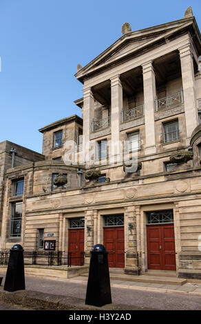 University of St Andrews Younger Hall Music Centre. Royal Burgh St Andrews, Fife, Scotland, UK, Britain - Stock Photo