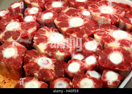 Beef tail of Oxtail - Stock Photo