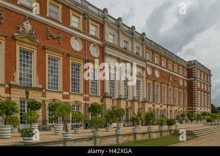 Orangery, Hampton Court Palace, Richmond, London, England - Stock Photo