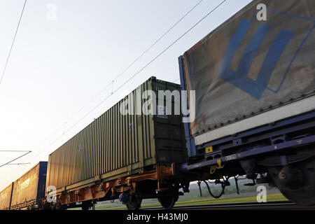 Intermodal Transport Stock Photo Royalty Free Image