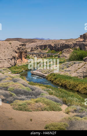 Colorado River, Nevada, USA - Stock Photo