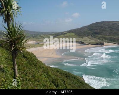 Barley Cove beach, Mizen Head - Stock Photo