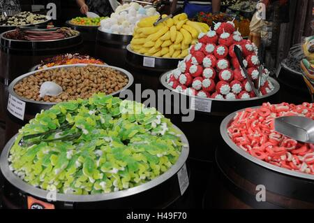 Sweets / candy on sale in Dubrovnik, Croatia.