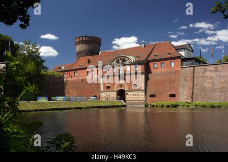 Germany, Berlin, Spandau, citadel,