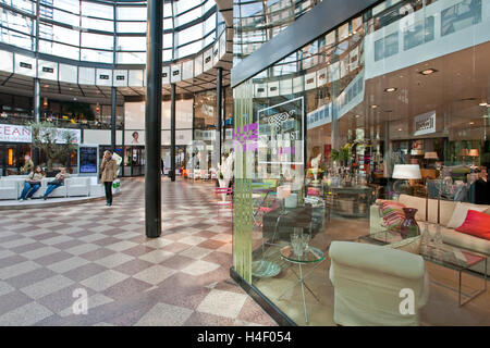 Outlet Hannover galerie luise mall hannover lower saxony stock photo royalty free