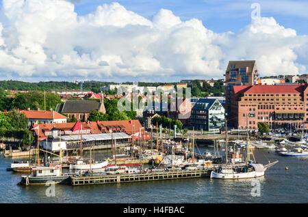 City of Goteborg/Gothenburg, Sweden - Stock Photo