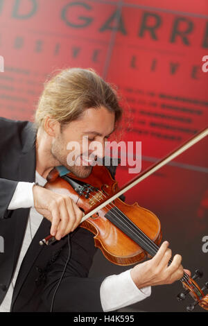 david garrett performing at hubert burda media explosive life tour stock photo royalty free. Black Bedroom Furniture Sets. Home Design Ideas