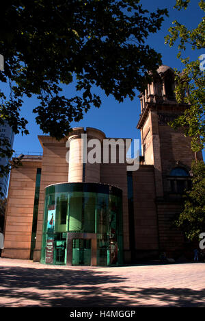 Laing Art Gallery, New Bridge Street, Newcastle upon Tyne, United Kingdom - Stock Photo