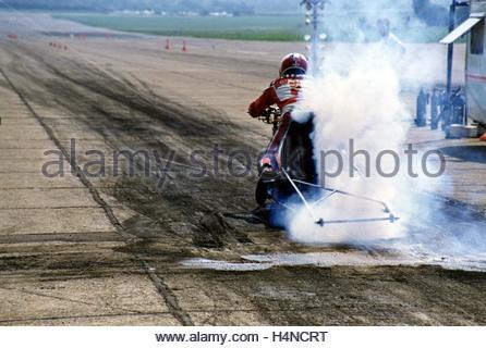 Bradenton Drag Strip >> Drag racing start lights Stock Photo: 34379791 - Alamy