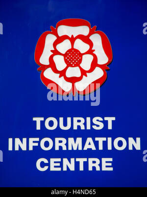 Tourist Information Centre Sign Stock Photo 9901330 Alamy