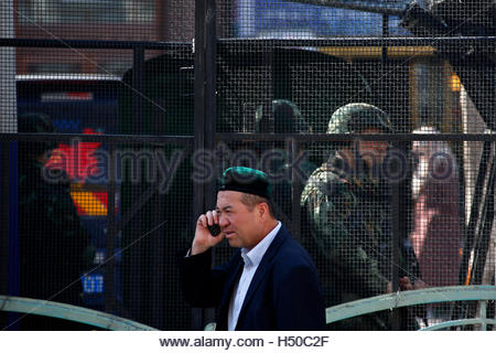 """urumqi single men Hong kong—a year after deadly ethnic violence rocked the city of urumqi,  xinjiang uyghur  congregating in a single place """"the urumqi police bomb."""