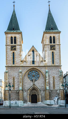 Sacred Heart Cathedral - Stock Photo