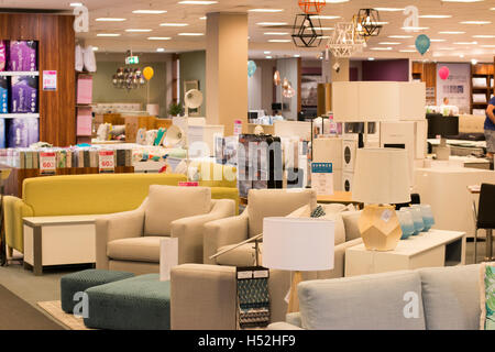 Good Interior Of A Harvey Norman Retail Store Selling Furniture And Electrical  Items,Sydney,Australia