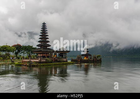 Pura Ulun Danu Bratan - Stock Photo