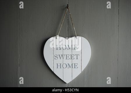 Home sweet home - Stock Photo