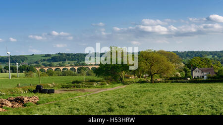 Crimple Valley is an area south of Harrogate (North Yorkshire) surrounding the River Crimple.