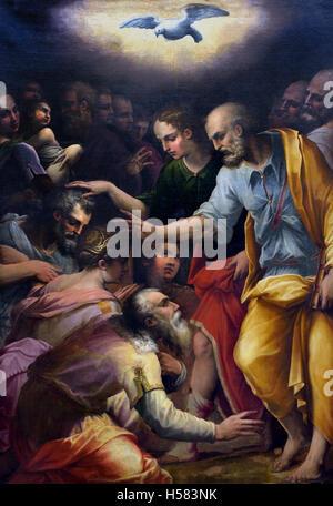 Giorgio vasari 1511 1574 italian painter presentation for Battle of marciano mural