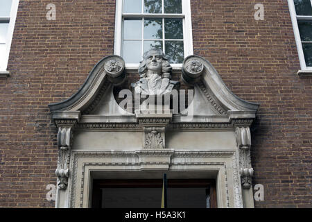The Foundling Museum, Bloomsbury, London, UK - Stock Photo