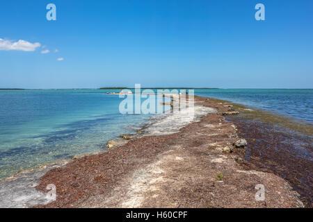 No Name Key Florida - Stock Photo