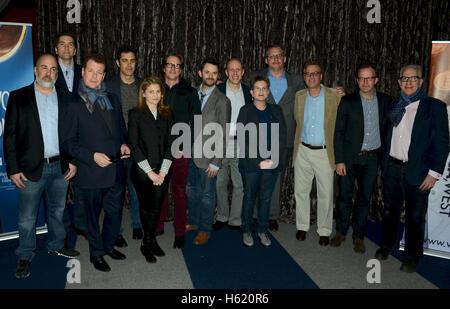 Jonathan Herman, Drew Gaddard John McNamara, Josh Singer, Andrea Berloff, Charles Randolfph, Matt Charman, John - Stock Photo