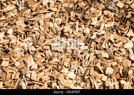 natural woodship closeup in background - Stock Photo
