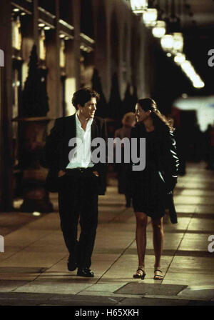 Notting Hill (1999), Director: Roger Michell, Actors/Stars: Hugh Grant, Julia Roberts, Richard McCabe - Stock Photo