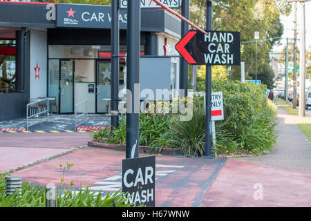 Self Service Car Wash Chatswood