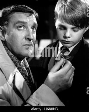 CHILDREN OF THE DAMNED (1964) IAN HENDRY, BARBARA FERRIS ... Children Of The Damned 1964