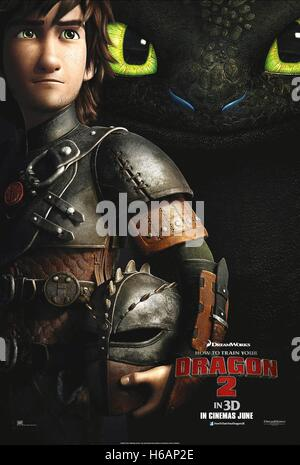 toothless amp hiccup poster how to train your dragon 2010