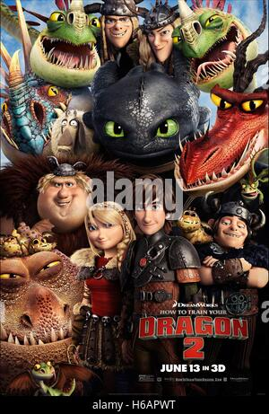 hiccup amp astrid poster how to train your dragon 2010