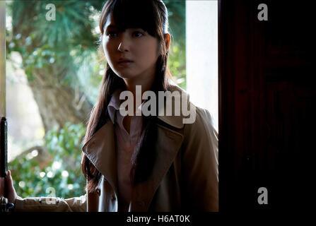 NOZOMI SASAKI JU-ON: BEGINNING OF THE END (2014) - Stock Photo
