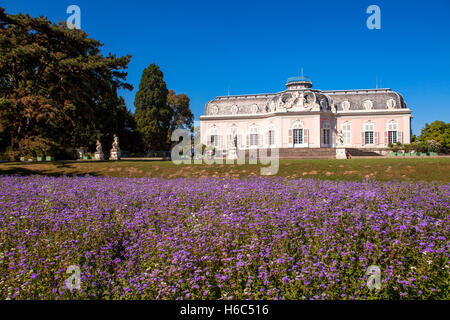 Europe, Germany, Duesseldorf, castle Benrath, south side. - Stock Photo