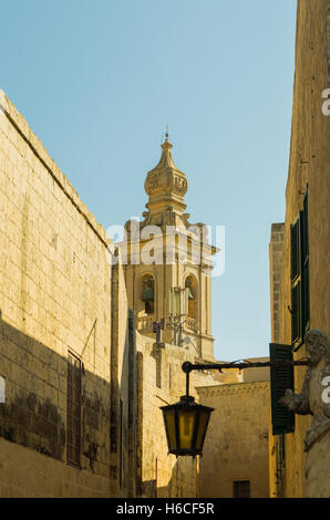 Mdina on Malta - Stock Photo