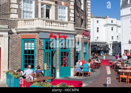 Harry Ramsdens, Grand Parade, Eastbourne - Stock Photo