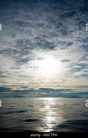 Gorontalo peninsula. Sulawesi. Indonesia - Stock Photo