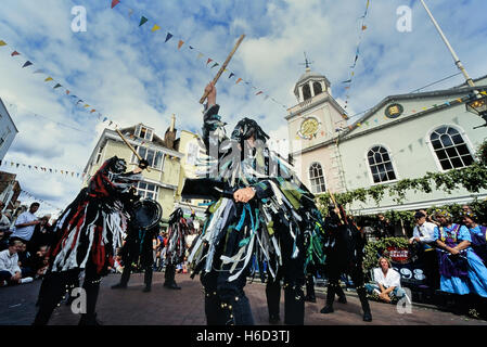 Faversham Hop Festival. Kent. England. UK - Stock Photo