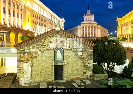 Church of St Petka of the Saddlers, Sofia, Bulgaria - Stock Photo