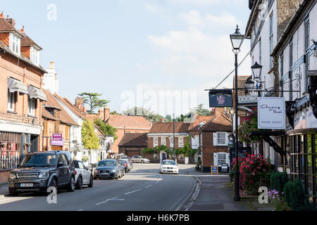England Berkshire Cookham High Street Bel And The Dragon