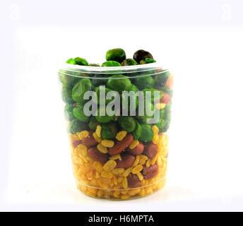 mix beans - Stock Photo