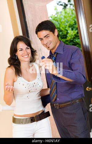 couples love - Stock Photo