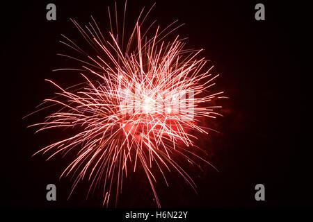 parties holidays - Stock Photo