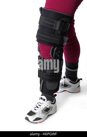 knee rail - Stock Photo