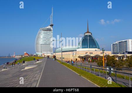 Bremerhaven, Germany - Stock Photo