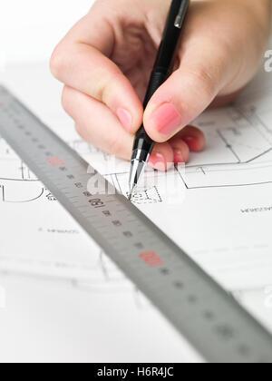 architecture construction - Stock Photo