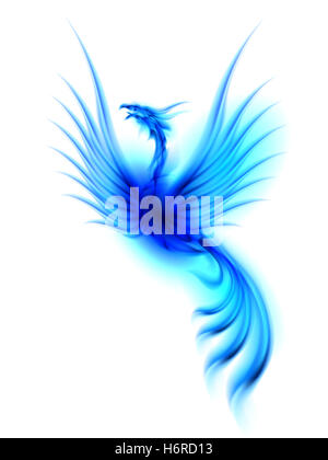 blue danger beautiful beauteously nice detail art isolated flight bird night nighttime wing hot energy power electricity - Stock Photo