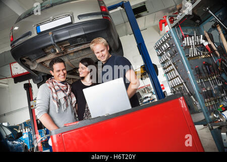 woman railway locomotive train engine rolling stock vehicle means of travel humans human beings people folk persons - Stock Photo